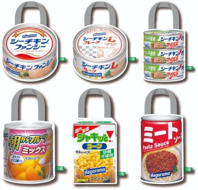 デッカい缶詰にしか見えないエコバッグが爆誕! 「シーチキン」や「シャキッと!コーン」がそのまんまバッグになっちゃったよ