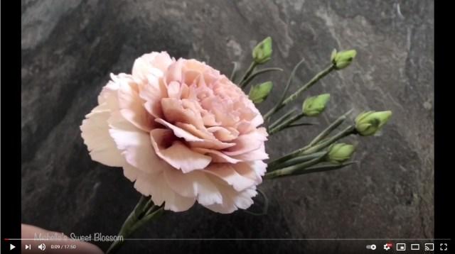 きれいなお花…と思いきや、本物じゃない!? 砂糖で作られた「あま~いお花」がめちゃくちゃリアルで震えます