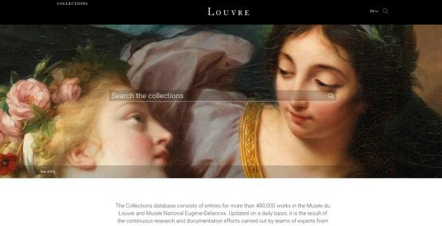 """ルーヴル美術館が約50万点の所蔵作品をネットで無料公開中! 作品を拡大できるから""""最前列での鑑賞""""が叶います"""