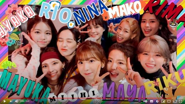 NiziU 2ndシングル『Take a picture』のMVが公開されたよ~! 数字を体で表す「ナンバーダンス」をマネしちゃお♪