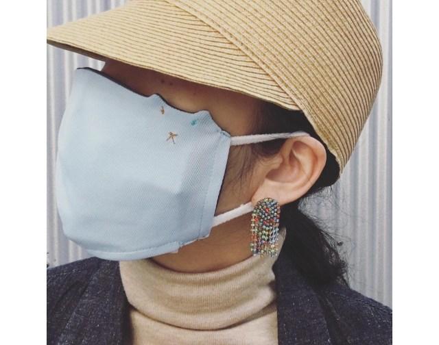手持ちの不織布マスクが猫型マスクに大変身☆ 猫助けにもつながるマスクカバーにゃんです