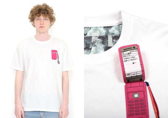 「グラニフ×名探偵コナン」コラボアイテムにはトリックが詰まってる! 新一からの「件名:バーロ」Tシャツもあるよ…