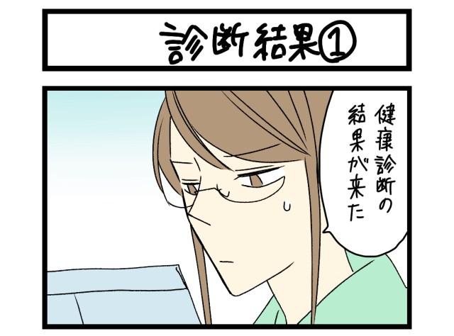【夜の4コマ部屋】診断結果 (1) / サチコと神ねこ様 第1528回 / wako先生