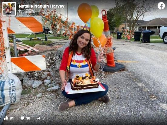 1歳の誕生日をお祝いする相手は「街の工事現場」!?  現場を再現したケーキまで作って「お祝い」した深いワケは…?