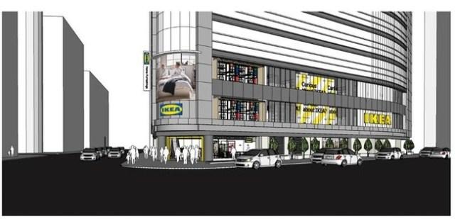 「イケア新宿」の開業日が5月1日に決定! フードのテイクアウトもあるってよ〜