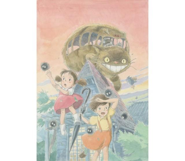 """6年に渡る「ジブリの大博覧会」がこの夏、愛知で完結! ラピュタの""""飛行船""""が再現されるなど展示面積が5倍に…"""