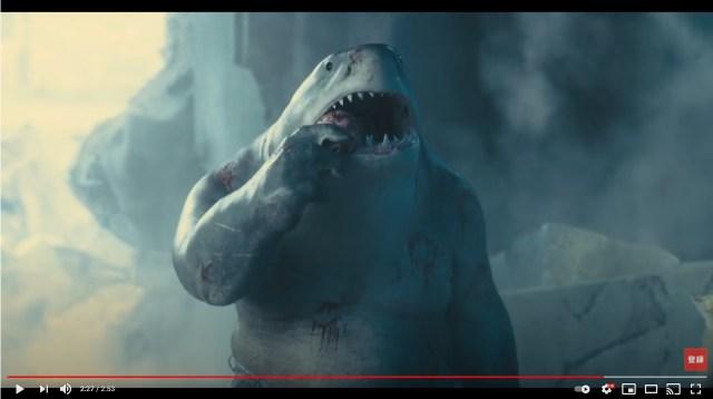 シルヴェスター・スタローンの使い方が異常に豪華!!! 映画『スーサイド・スクワッド』の新作でサメ人間になっておる…