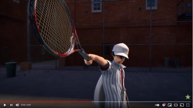 『テニスの王子様』がフル3DCGのアニメ映画に! 「テニスギャングとのラップバトル」「タイムスリップ」など見どころ満載の予感…