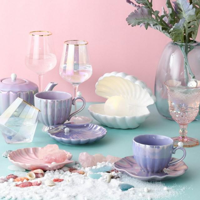 フランフランの貝殻アイテムが夢可愛い! マグカップやシェルランプなど