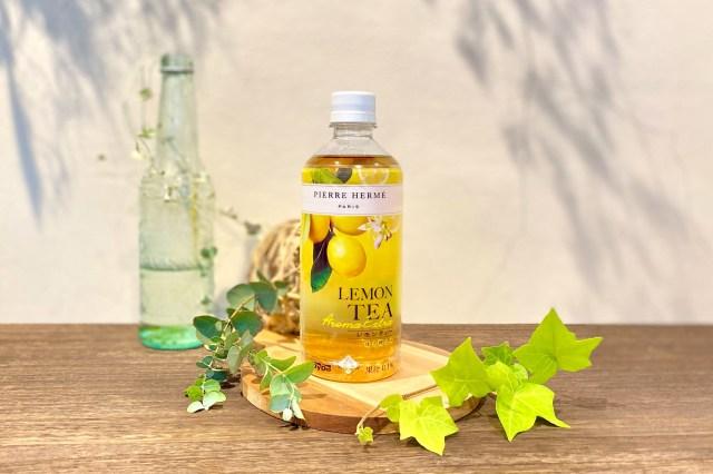 「ピエール・エルメ」のレモンティーが発売されるよ! レモングラスの香りを加えた本格的な味わいです