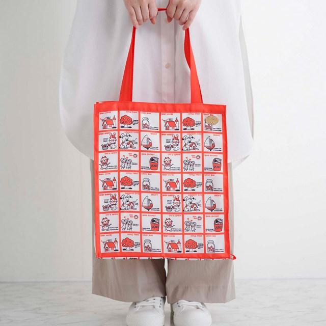 「ストップペイル」のムック本が昭和世代を狙い撃ち! ファンシーな包装紙を再現したトートバッグ&紙袋が付いてくるよ