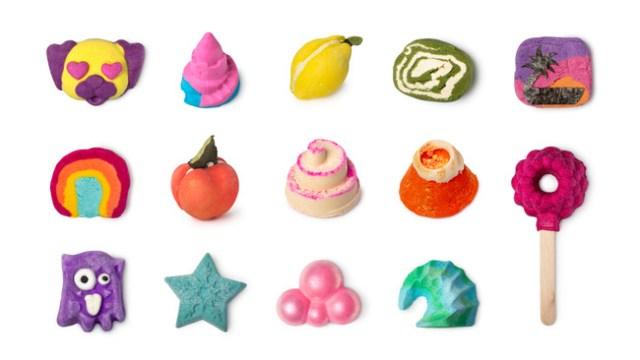 夏のお風呂は「ラッシュのバブルバー」で決まり♪ 原宿店限定14種類のバブルバーが全国の店舗とオンラインで発売されるよ~!