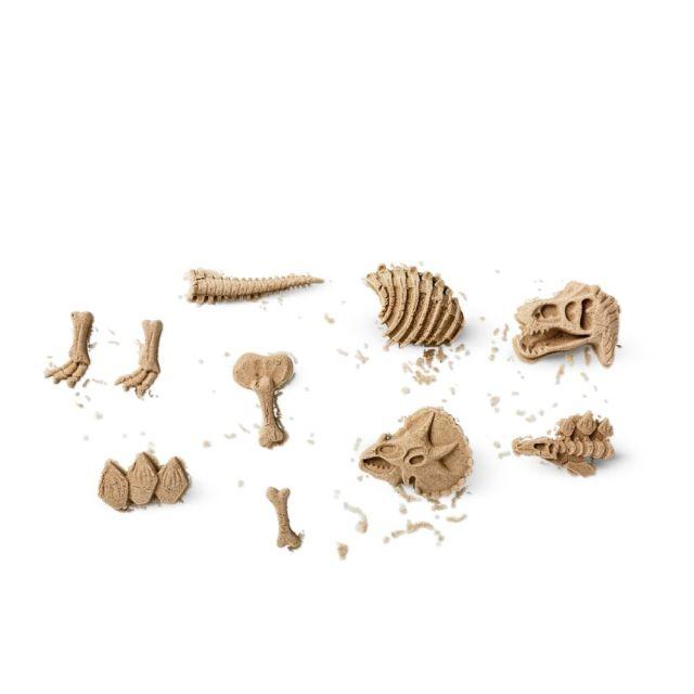 まるで化石の発掘みたい!? 恐竜の化石を再現できる「砂あそびセット」がフライングタイガー タイガー コペンハーゲンに登場したよ~!