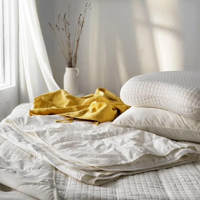 イケアにも冷感寝具がある! 冷感レベルが4段階から選べて、枕やマットレスパッドなど種類も豊富です
