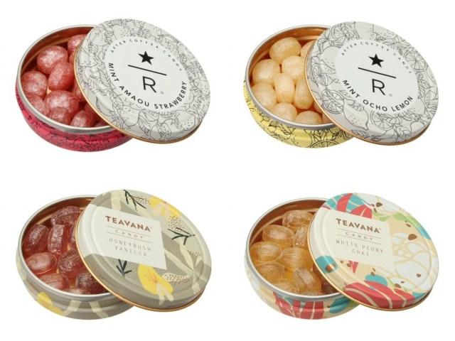 スタバ リザーブ店限定の榮太樓コラボキャンディーが可愛くて美味しそう♡ 今ならオンラインでも買えるよ!!