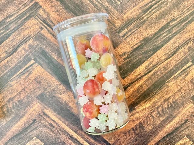 梅と金平糖で可愛すぎるピンクの梅シロップが作れる! チョーヤのキットが調度いいサイズで楽しくて美味しい時間をくれました
