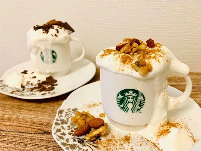 SNSで人気「ダーティーコーヒー」を作ってみよう / 美味しそうに見せるコツも伝授します♪
