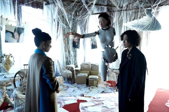 【映画レビュー】芳根京子が17歳から135歳まで演じ切る! 不老不死の世界を描く『Arc アーク』の不思議な世界観とは