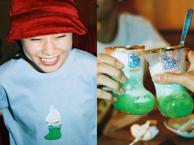 ビームスTの「コメダ珈琲」アイテムが魅力的すぎる…「クリームソーダ」のTシャツやソファの帽子など
