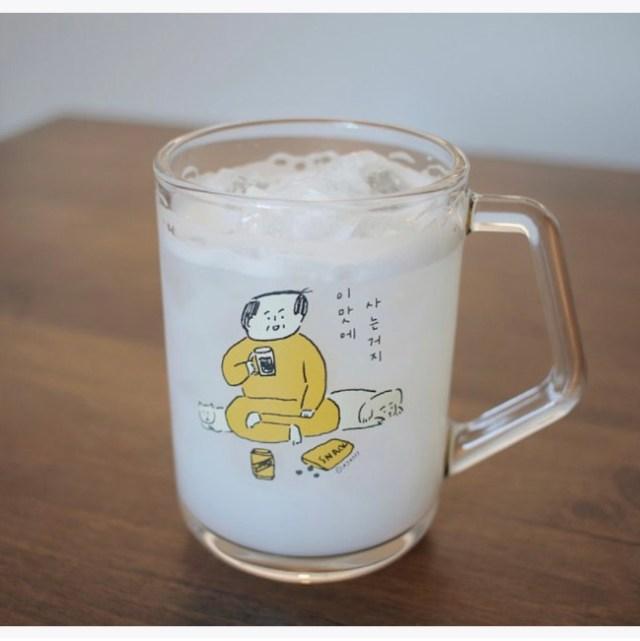 韓国で人気の雑貨AJASSI(アジャッシ)は「おじさん」がメイン!? ゆるいおじさんの食器などがクセになる可愛さです