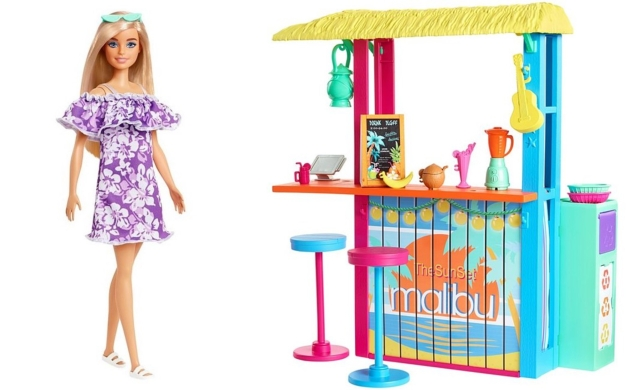 リサイクル素材90%で作られたバービー人形が発売するよ! 夏をイメージした「バービー うみとともだち」シリーズ