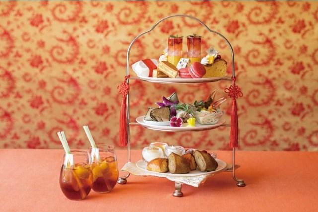 リーガロイヤルホテル東京が「アフタヌーンティー  台湾編」を開催! 台湾カステラなど人気の台湾グルメを満喫できます
