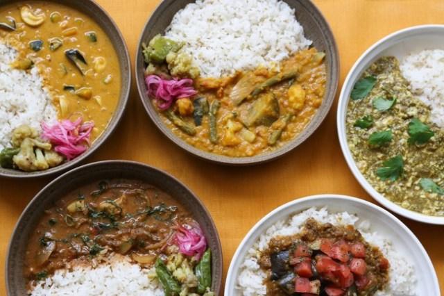 スープストックトーキョーで25種類のカレーを楽しめる「Curry Stock Tokyo」を開催! オンラインからも買えます