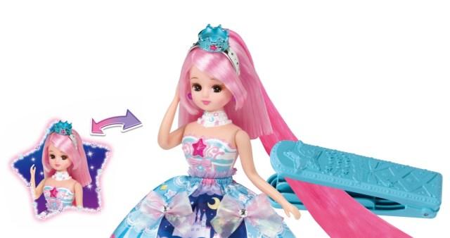 新しいリカちゃん人形は「髪が伸びる」だと!? しかも30cm! ホラーかと思いきや…開発秘話に納得する話でした