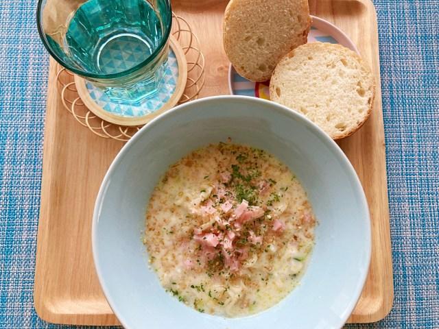 【衝撃レシピ】サッポロ一番塩らーめんにヨーグルトを入れた「タラトール風塩らーめん」が革命的に旨んまい! 洗い物も少ないぞ