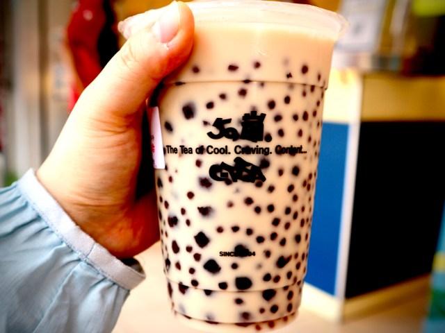 【タピ活】台湾で話題のカスタム「ヒョウ柄タピオカミルクティー」て知ってる? 実際に注文してみたよ