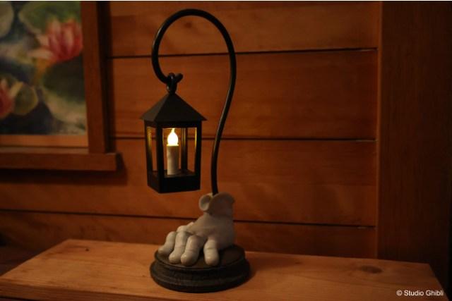 """『千と千尋の神隠し』20周年グッズに """"あのランプ"""" が登場! 千尋たちを案内してくれたランプを精巧に再現しています"""