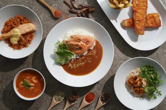 イケアレストランが「スパイシーシーフード フェア」を開催中! 韓国料理からエスニック料理など勢ぞろいしています
