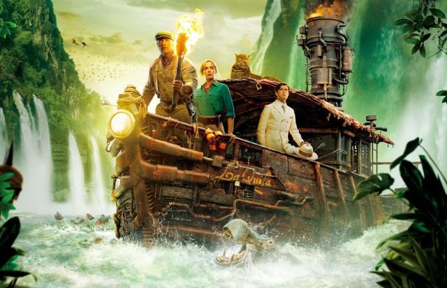 映画『ジャングル・クルーズ』は、まるでアトラクションに乗ってるような迫力! 夏にピッタリの冒険映画です!