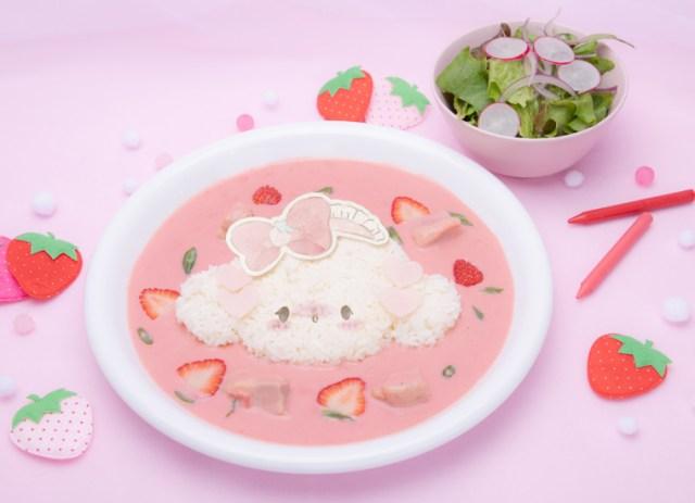 こぎみゅんコラボカフェがオープンするみゅん! 初恋をテーマにした「いちご×ピンク」尽くしのメニューがかわいい!