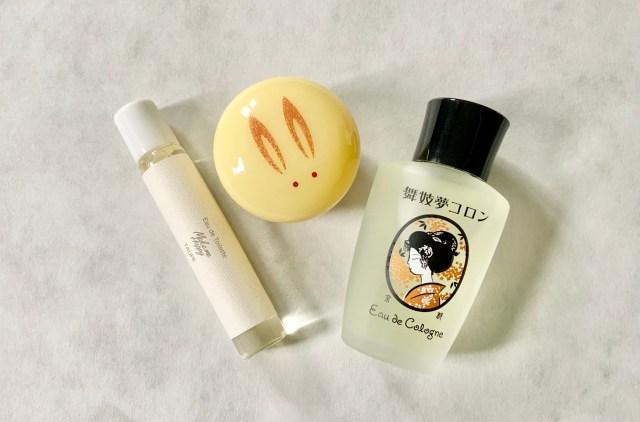 【約1000円以下】金木犀の香水3種を徹底比較! 話題のキャンメイクの実力も調査したよ