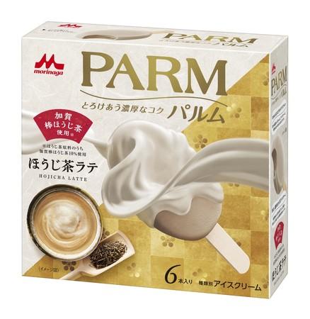 【待望】ご褒美アイスの定番「パルム」の新フレーバーは『ほうじ茶』!!! 期間限定なので見つけたら即買いよっ