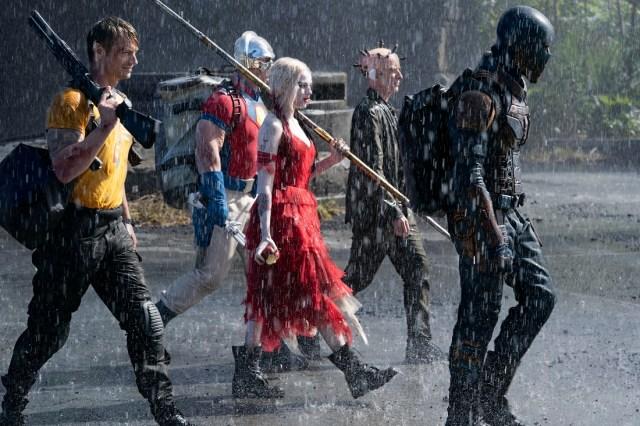 """映画『ザ・スーサイド・スクワッド """"極""""悪党、集結』は監督が変わり面白さもアップ!  監督の愛情深さをひしひしと感じます"""