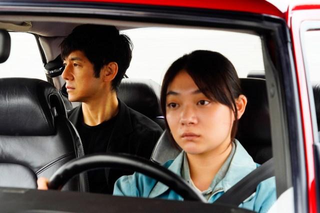 村上春樹原作・西島秀俊主演の『ドライブ・マイ・カー』 /  多国籍俳優&岡田将生さんの演技力の凄みにも注目です