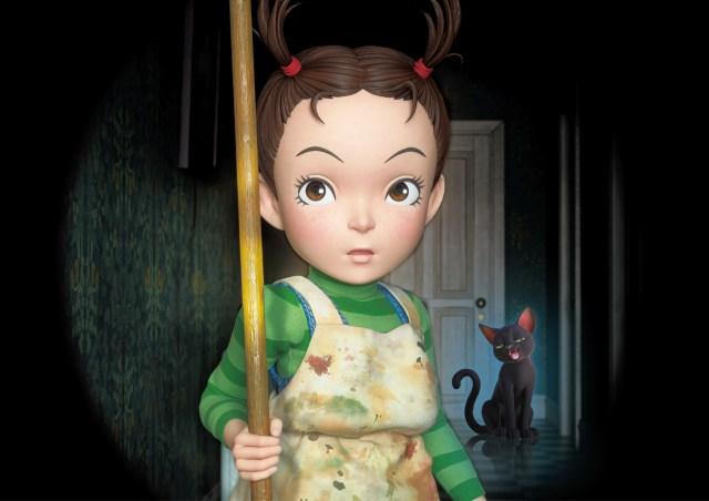 【本音レビュー】ジブリ初フル3DCG映画『アーヤと魔女』はうまくいきすぎ!? ジブリ史上もっともたくましい主人公アーヤとは?