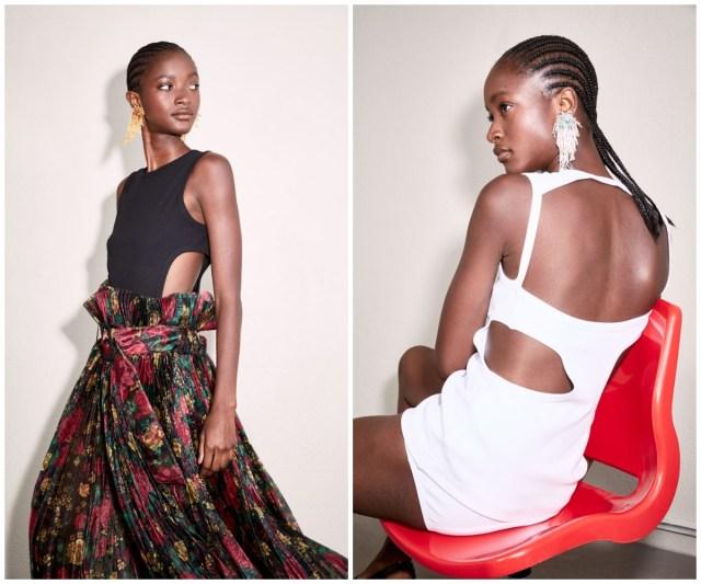 """H&Mの服に大胆な """"穴"""" の開いた服シリーズが発売に! ハイブランド「TOGA」とコラボだよ"""