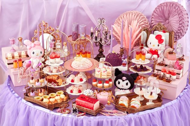 京王プラザホテル×サンリオのコラボブッフェが豪華! 都内では「マイメロ&クロミのコスメパーティ」を開催♪
