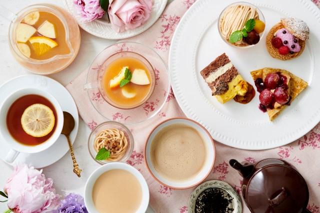 紅茶が111円で飲めちゃう! アフタヌーンティー40周年「ティーフェス」は豪華で嬉しい企画が満載だよー