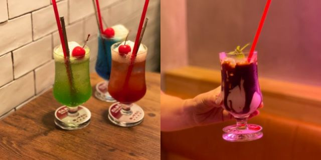 プロント全国16店舗の夜限定「のんあるキッサカバ」が可愛いメニューしかない! 全てノンアルコールだよ