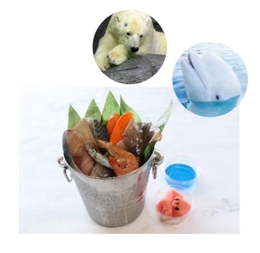 動物たちが食べている食材を網羅したBBQ「シーパラの生きものごはんセット」だと!? 八景島シーパラダイスのBBQが攻めている