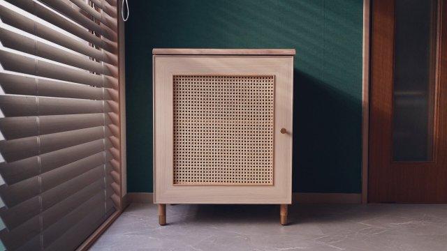 IKEAの家具を本気で改造する「タカ クリエイティブの裏側」さんがすごい…! シンプルなボックスが「高級北欧家具」に大変身
