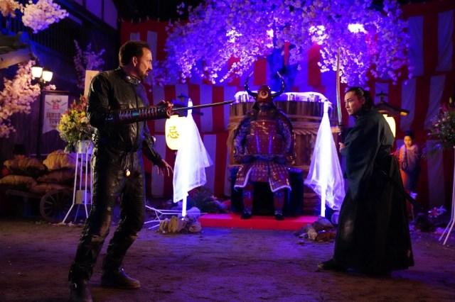 【本音レビュー】ニコラス・ケイジがふんどし姿に! 園子温ワールドをハリウッドで爆発させた映画『プリズナーズ・オブ・ゴーストランド』