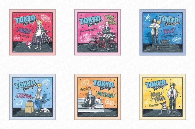 東京リベンジャーズがサンリオキャラクターズと異色のコラボ!? キャラの組み合わせが最高に絶妙です…!